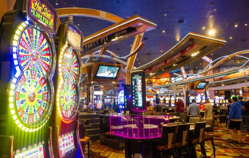 Gamings & Casino Slots