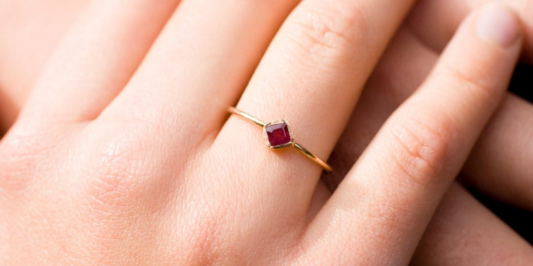 Acquiring Ruby Rings For Female Online