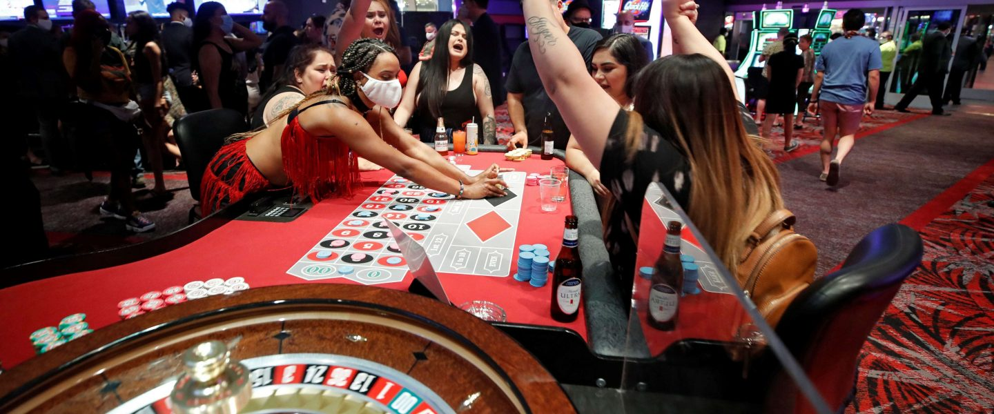 Online Gambling - What To Do When Turned Down