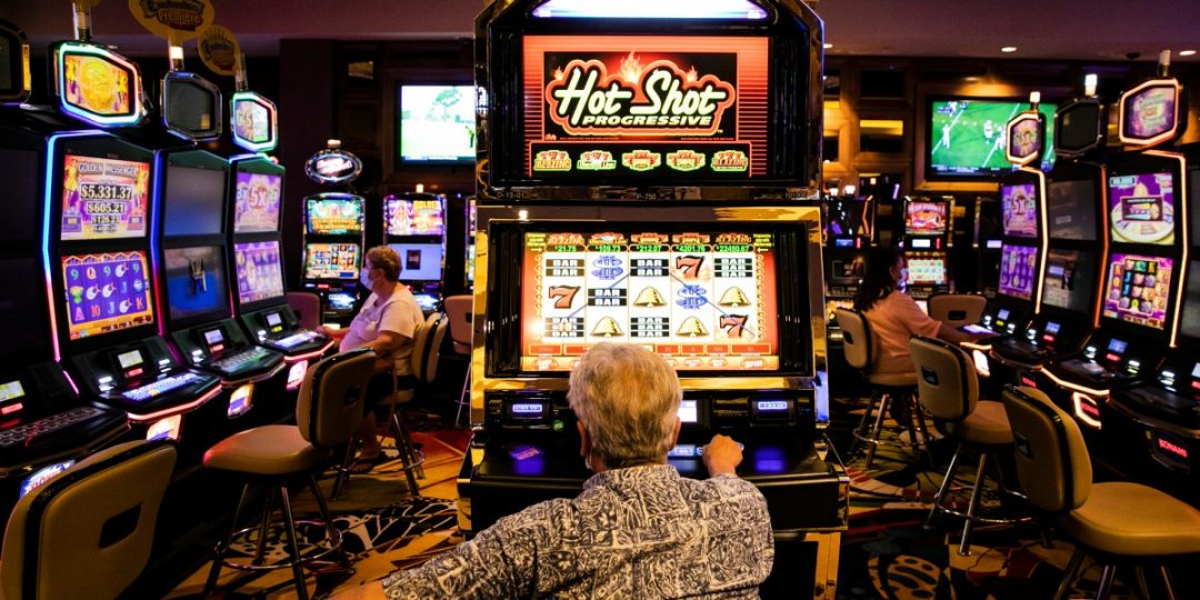 Ways You Can Reinvent Online Gambling Without Trying Like An Novice